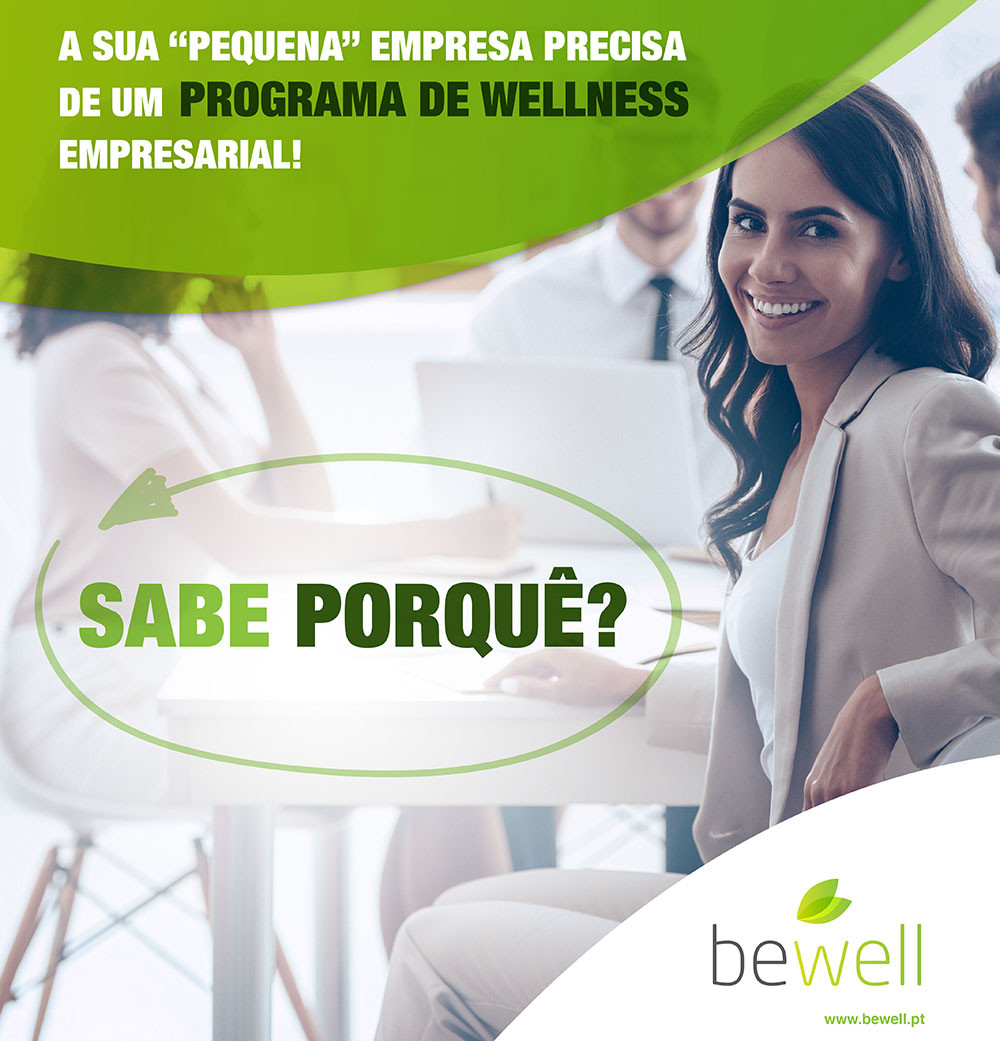 wellness empresarial - bewell Portugal