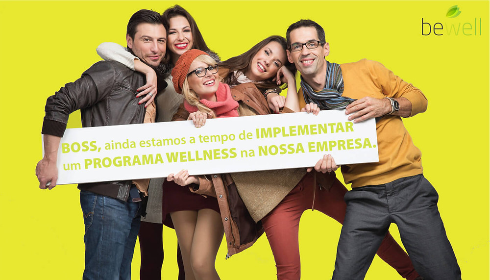 Programa Wellness BeWell Portugal