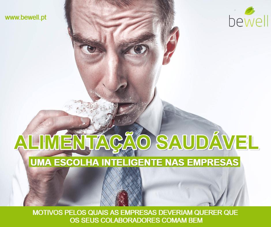 Alimentação saudável nas empresas - BeWell Portugal