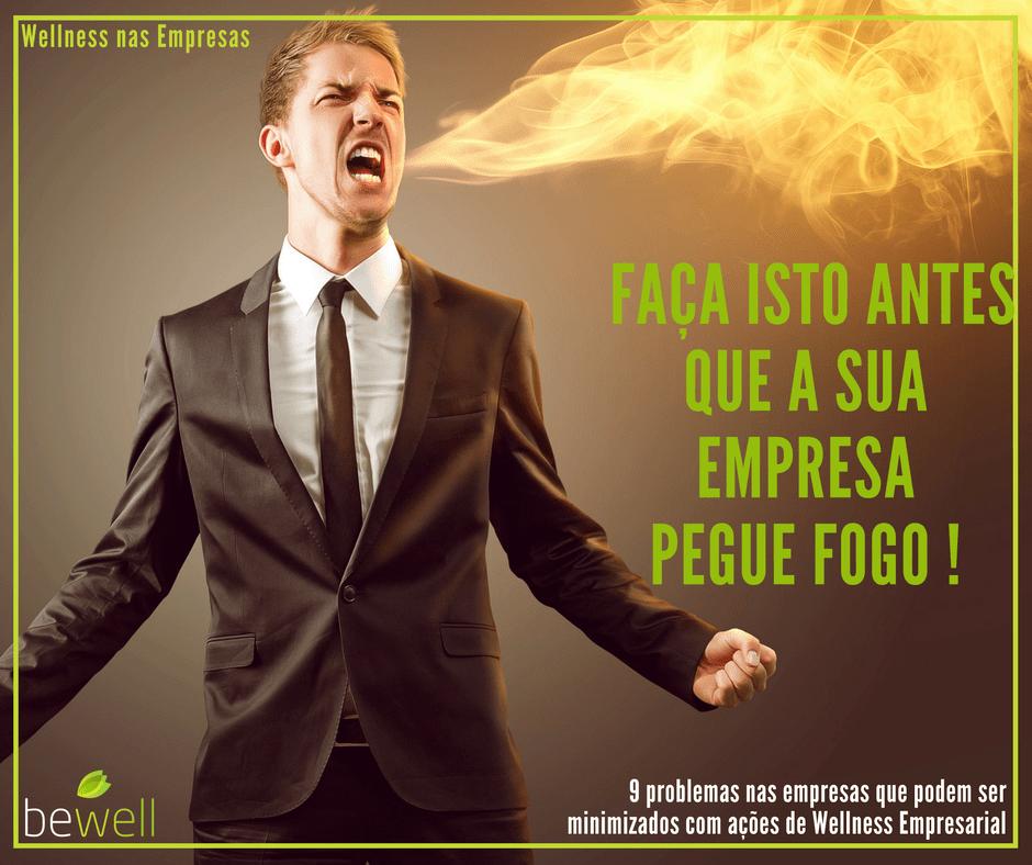 Programa de Wellness Empresarial - Bewell Portugal