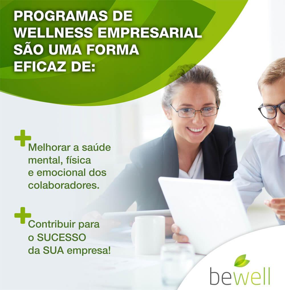 Corporate Wellness  - Melhore a saúde Mental, Física e Emocional dos Colaboradores