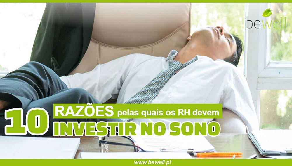 10 razões pelos quais os RH devem investir no sono