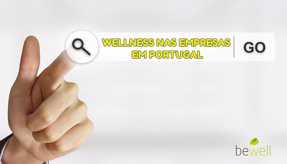 Wellness nas empresas BeWell Portugal