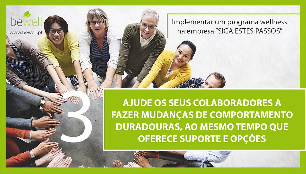 Como implementar wellness nas empresas - Bewell Portugal