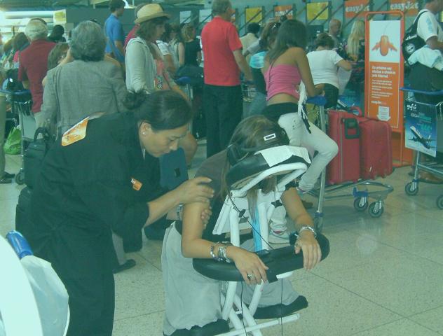 EASYJET AEROPORTO   BEWELL