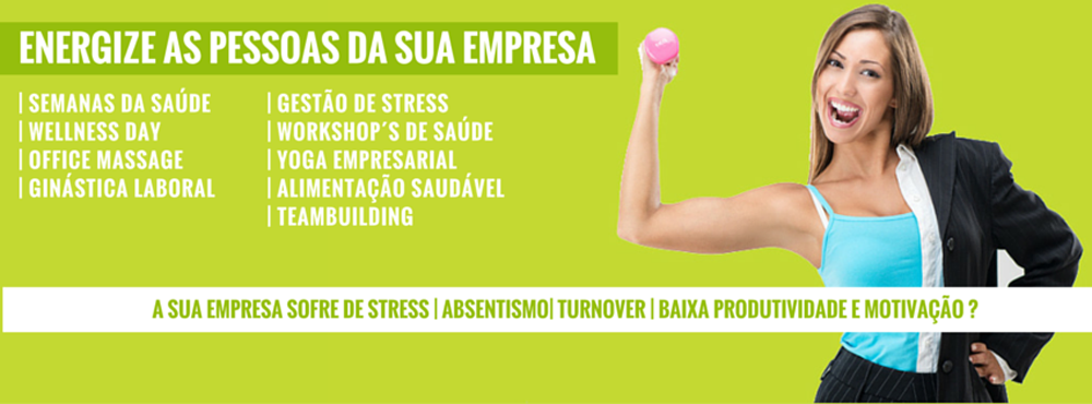 Programas Corporate Wellness - Bewell Portugal