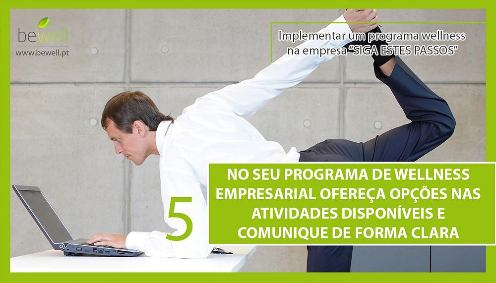Plano de wellness empresarial ( 5/6)