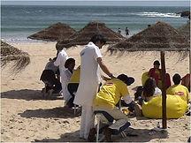 Beach Massage | BEWELL