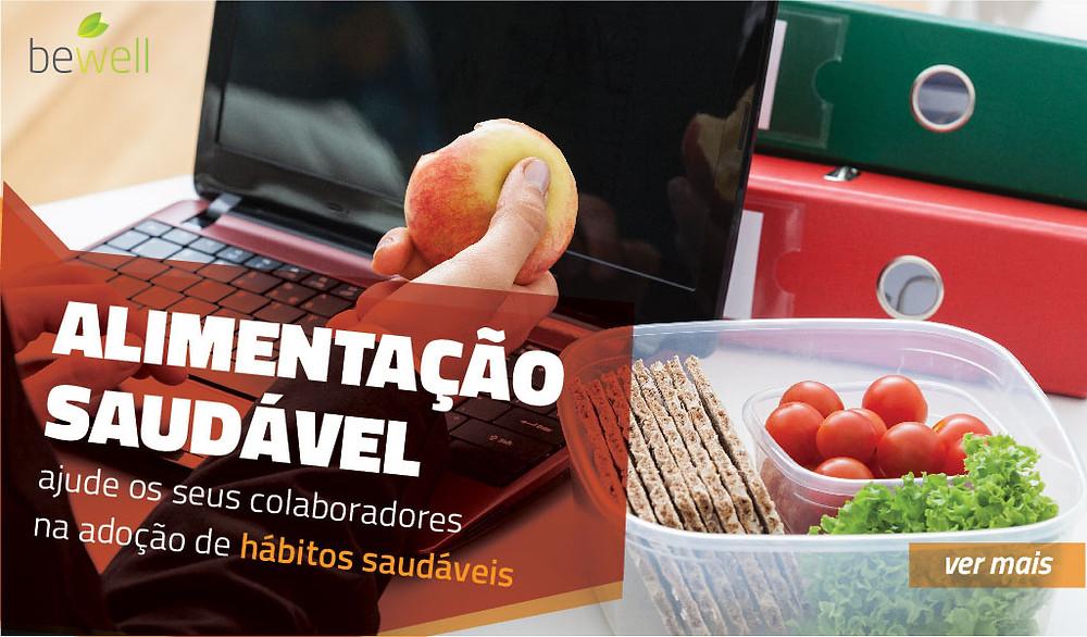 Alimentação Saudável - Bewell Portugal