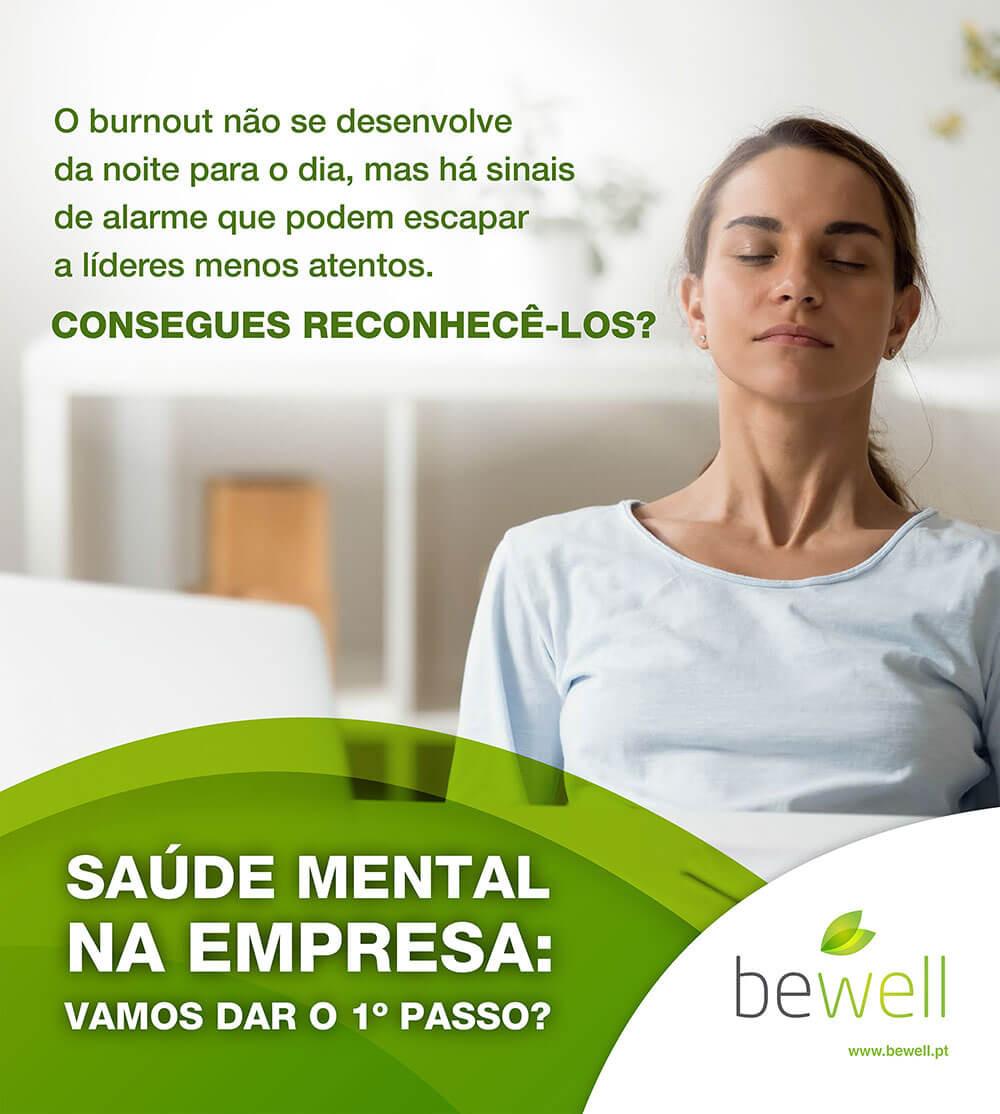 Saúde mental Desafios e Soluções | Bewell Portugal
