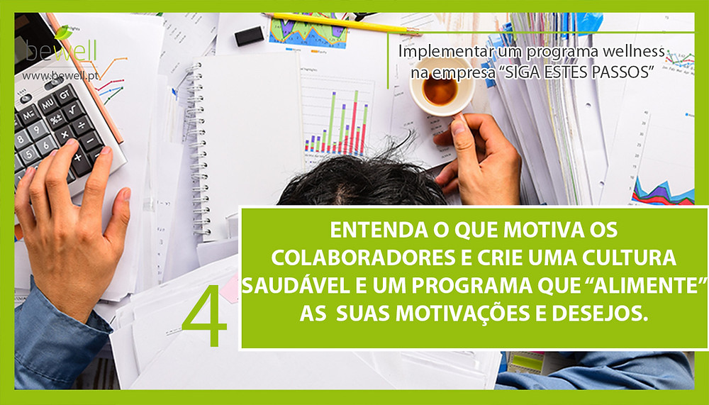 Plano de wellness Empresarial - Bewell Portugal