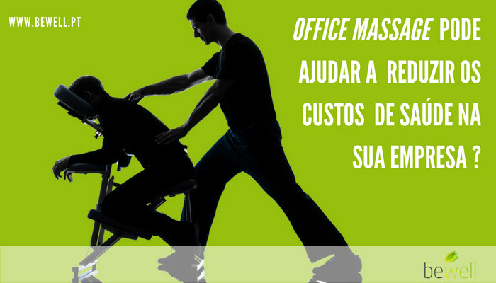 Office Massage - Bewell Portugal