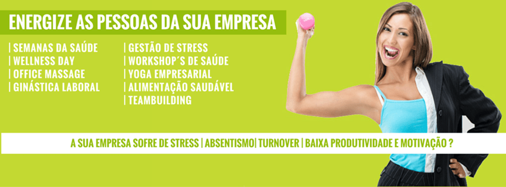 Workshops Wellness Empresarial - Bewell Portugal