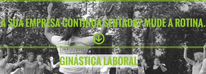 Ginástica Laboral - Bewell Portugal