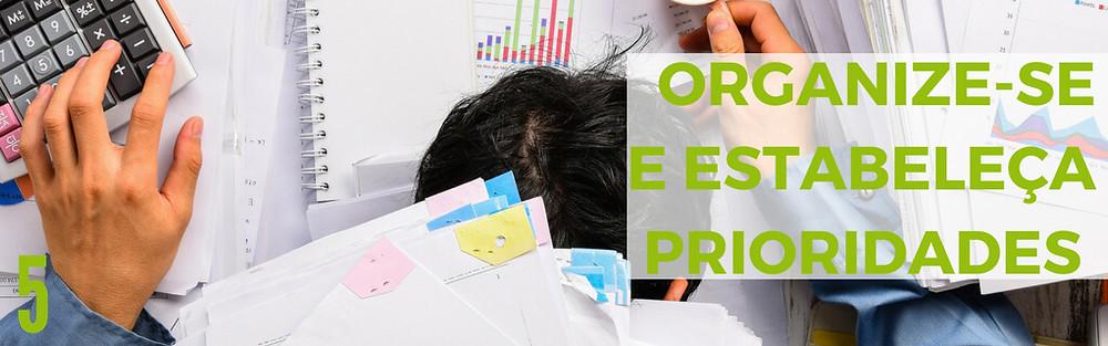 Gerir o trabalho para reduzir stress - Bewell Portugal