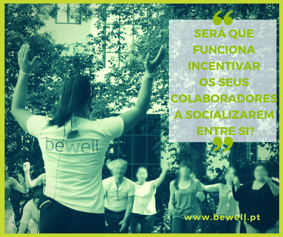 Eventos wellness Bewell Portugal