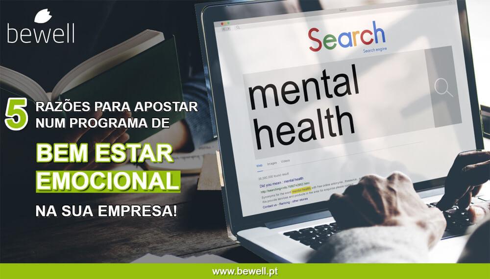 Saúde mental na empresa