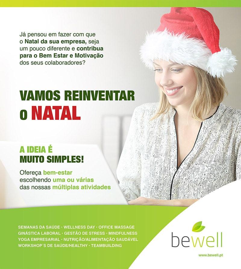 Bem-estar nas empresas BeWell Portugal
