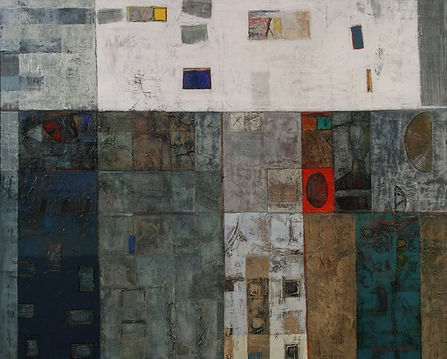 contemporary modern abstract painting art