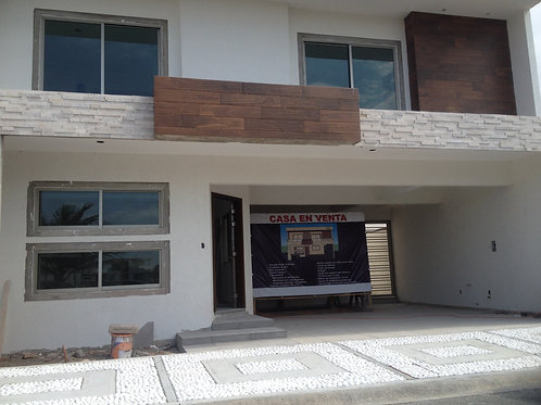 Casa en Venta - Fracc. Lomas del Sol - Riviera Veracruzana, Ver.