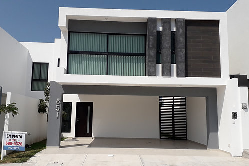 Casa en Venta - Fracc. Lomas Diamante - Riviera Veracruzana