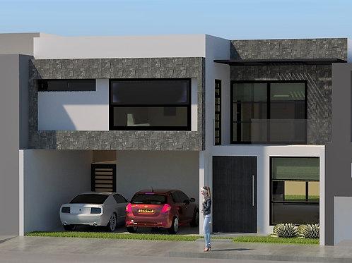 Casa en Venta - Fracc. Los Manantiales - Riviera Veracruzana