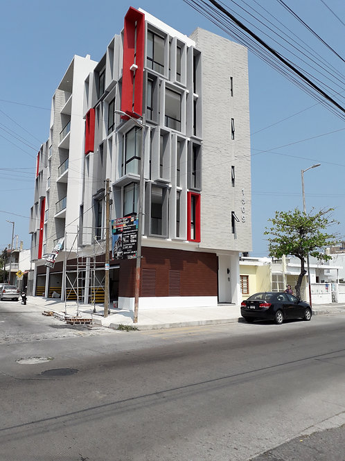 Depto. en Venta - Fracc. las Americas, Torre Volium - Boca del Río