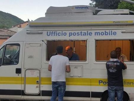 Ufficio Poste mobile nel quartiere? Richiesto a Poste Italiane