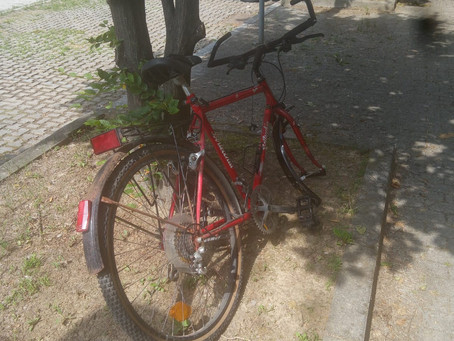 Anziché abbandonare la bici, segnala la rimozione con l'app PuliAmo di AMSA, sezione BICICLAMI