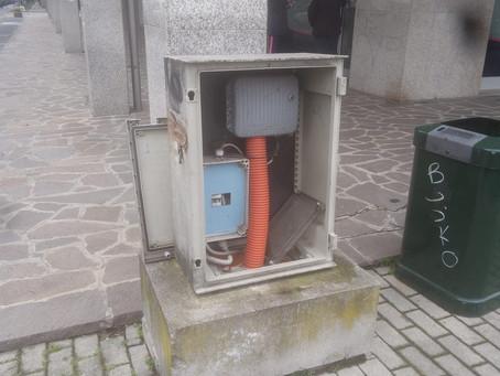 Messa in sicurezza dei quadri elettrici!