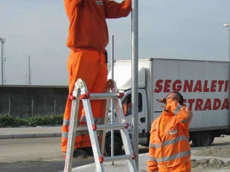 Adeguamento segnaletica stradale