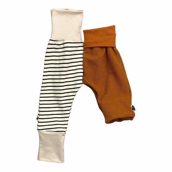 Pantalon baggy évolutif