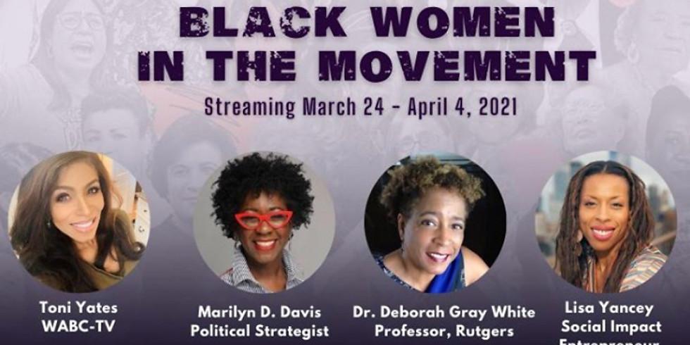 Town Talks: Black Women in the Movement