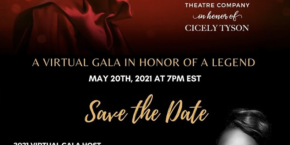 A Virtual Gala in Honor of a Legend