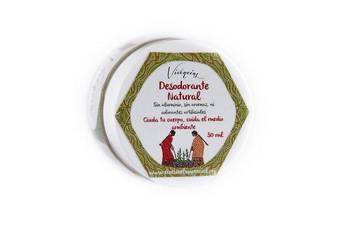 Desodorante Natural de Salvia