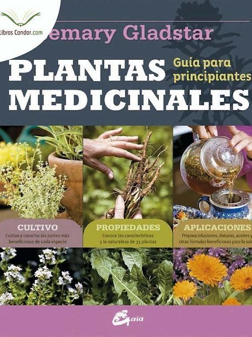 PLANTAS MEDICINALES Guía para Principiantes
