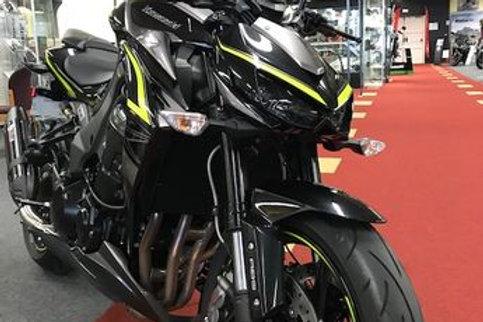 Kawasaki z 1000 r z1000r abs full z1000 2017