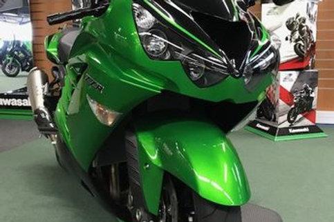 Kawasaki zzr 1400 / zzr1400 / abs performance