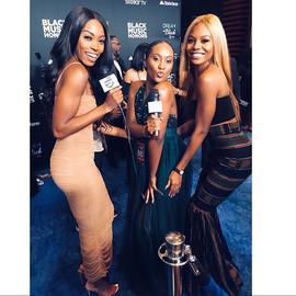 Hosting The Black Music Honors _blackmus