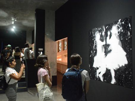 Exposición Kápar en el Lugar de la Memoria (LUM )