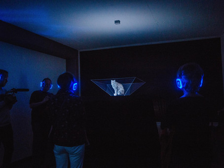 """Exposición """"Sublime Effroi"""" en Sierre- Suiza"""