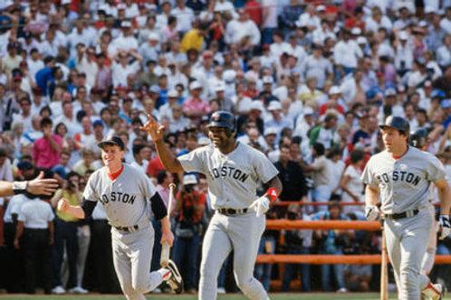 1986 MLB ALCS on DVD - Boston Red Sox vs California Angels - All 7 Games