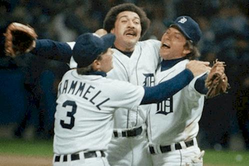 1984 World Series on DVD Detroit Tigers Vs San Diego Padres