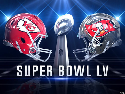 Super Bowl LV 55 Deluxe 6 DVD Edition Tampa Bay Buccaneers vs Kansas City Chiefs