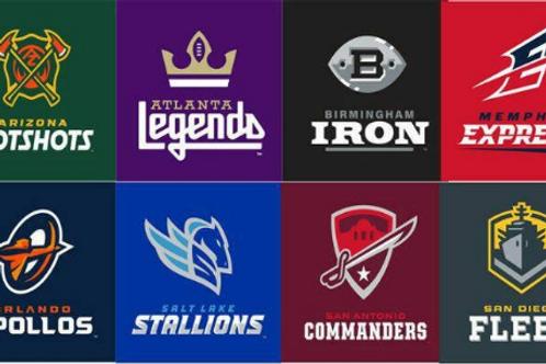 2019 AAF Alliance of American Football Complete Season on DVD - All 8 Weeks
