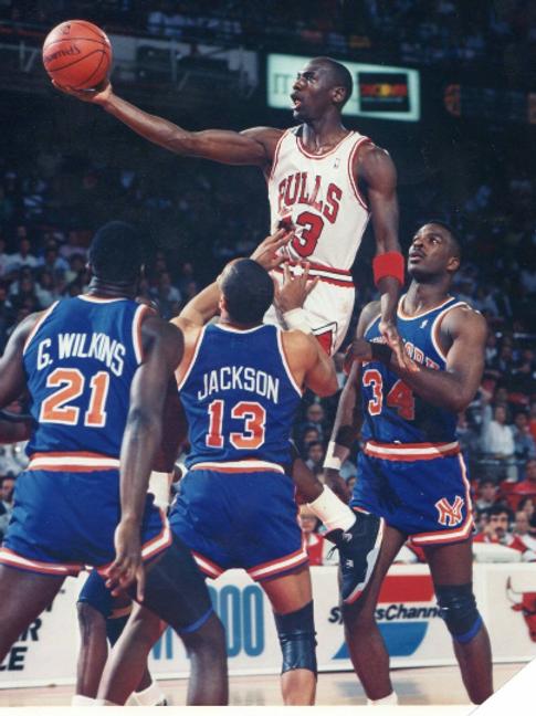 1991 NBA Eastern Conference 1st Round on DVD - Chicago Bulls vs New York Knicks