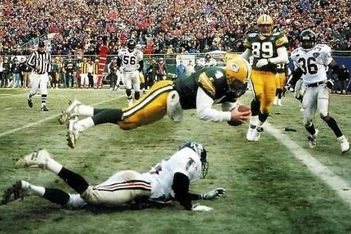 1994 Green Bay Packers NFC Divisional Playoff Season on DVD - Brett Favre