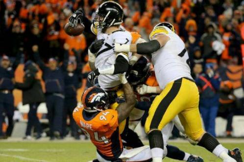 2015 Pittsburgh Steelers AFC Divisional Season on DVD - Ben Roethlisberger