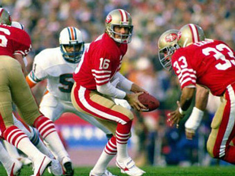 1984 San Francisco 49ers Super Bowl XIX 19 Season on DVD - Joe Montana