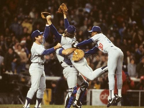 1981 World Series on DVD Los Angeles Dodgers Vs New York Yankees